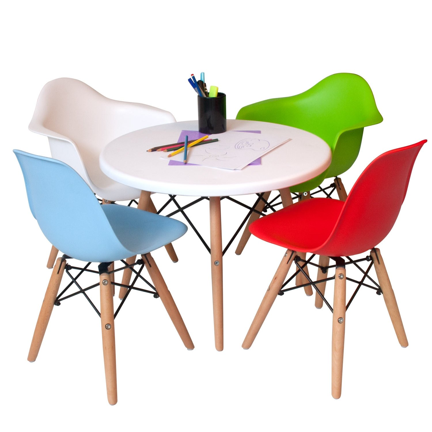 Comprare online poltrona baby tower wood econ mica in 5 for Comprare sedie
