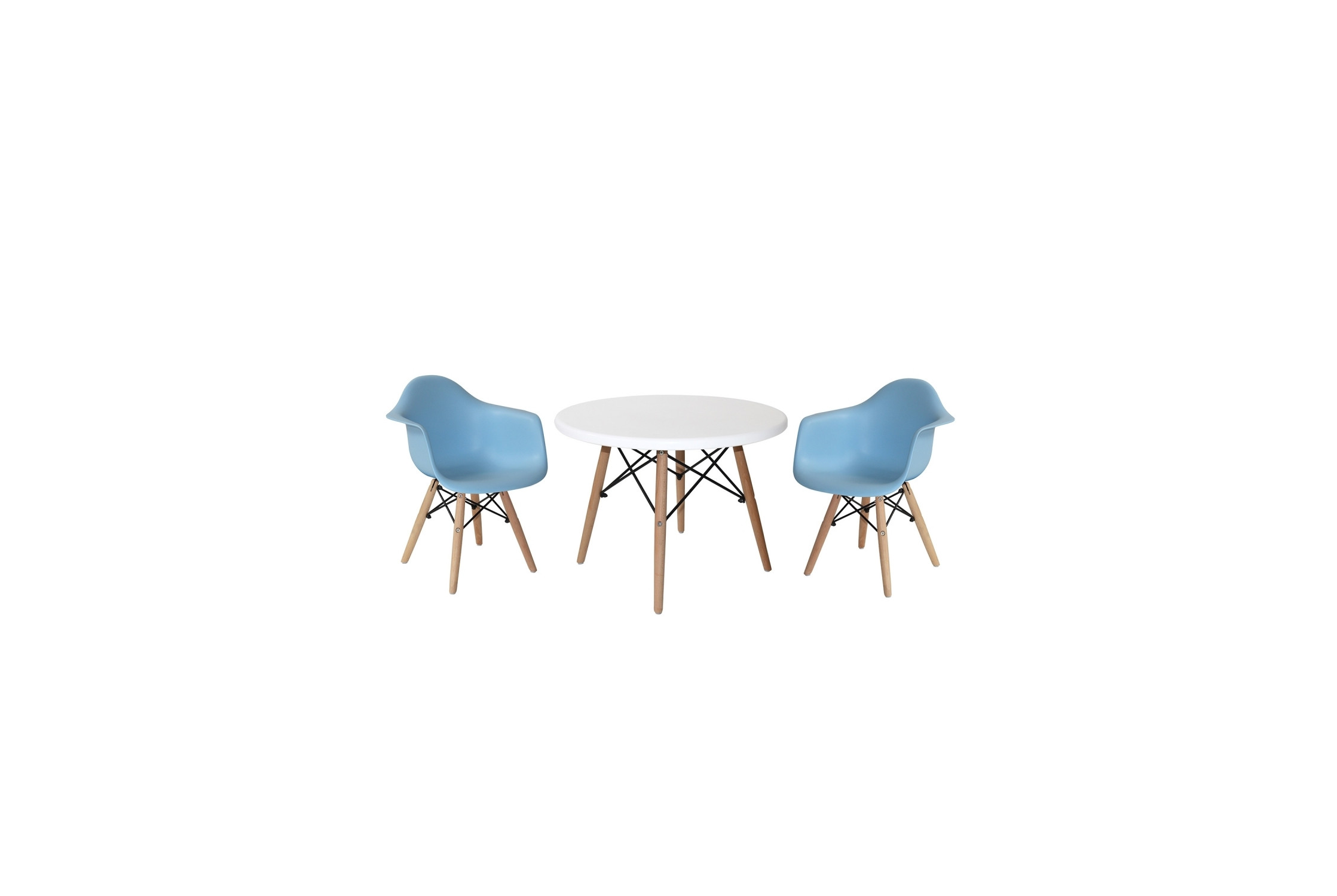 PACK MESA Y 2 SILLAS/SILLONES BABY TOWER