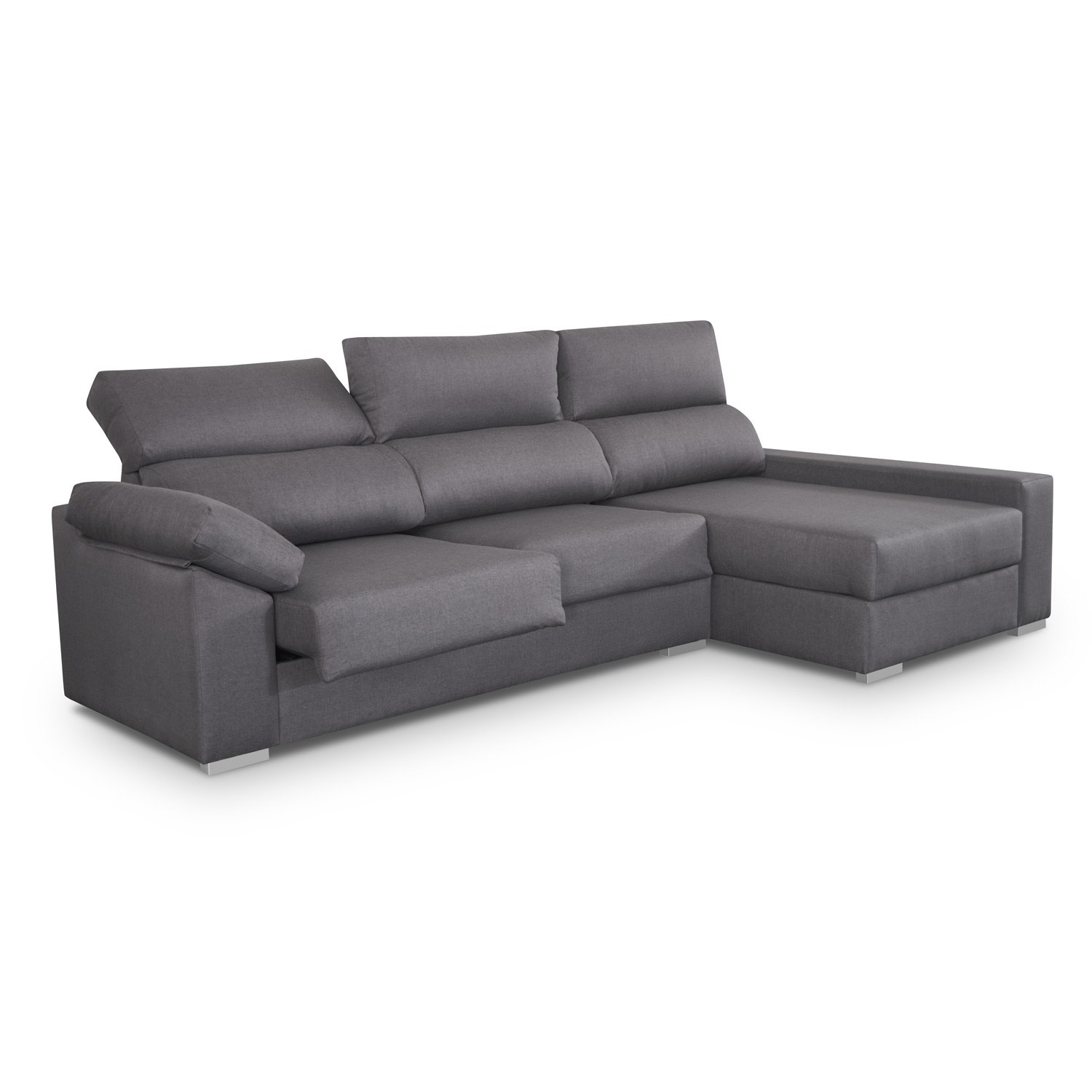 oferta sofa chaise longue sof chaise longue zoe. Black Bedroom Furniture Sets. Home Design Ideas